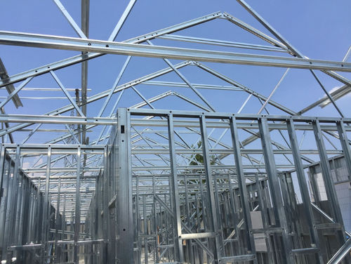 china latest news about Benefits of cold formed steel construction