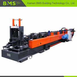 China 16 Forming Station CZ Purlin Roll Forming Machine / Steel Frame Making Machine supplier