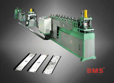 Customizable U Channel Roll Forming Machine With PLC Auto Control For Galvanized Sheet