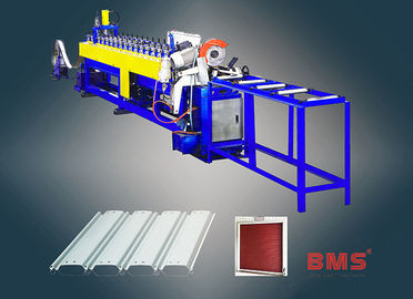 China 415V 50HZ 3 Phase Roller Shutter Door Roll Forming Machine Work Pressure 16Mpa factory