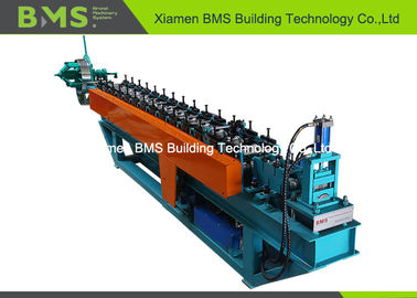 China SD17.5-80 Feeding Width 134mm Rolling Shutter Door Roll Forming Machine SGS / CE / ISO9001 factory