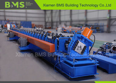 Shelf Pillar Cold Roll Scaffolding Roll Forming Machine With Leveling
