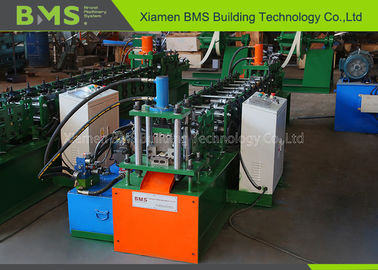 China Shelf Composite Beam Roll Forming Machine / Shelf Panel Production Line factory