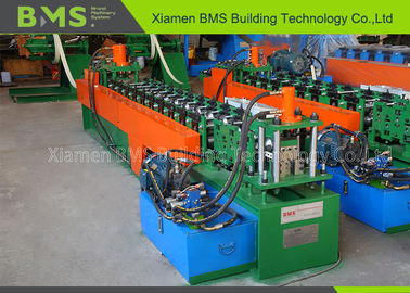 China L Trim Steel Stud Roll Forming Machine With Full Auto Punching And Cutting System factory