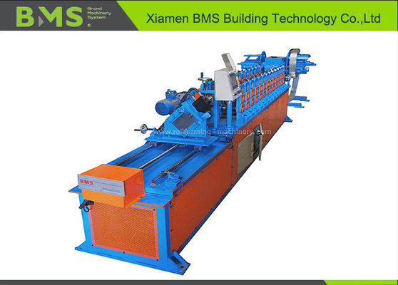 7.5KW Batten Roll Forming Machine 13 Stations With G550Mpa Yield Strength