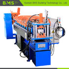 China Top Hat Purlin Roll Forming Machine , Steel Frame Roll Forming Machine factory