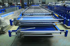 China Two Layer Roofing Sheet Roll Forming Machine , Metal Roofing Roll Former factory