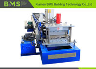 Hidden Metal 3D Color Wall Panel Roll Forming Machine 14 Months Warranty