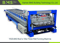 6.5KW Power Precast Wall Panel Roll Forming Line With Long Service Life