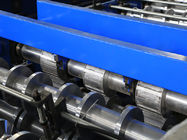 Durable Metal Iron Roofing Sheet Roll Forming Machine For Colored Steel Use supplier