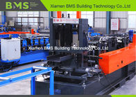 16 Forming Station CZ Purlin Roll Forming Machine / Steel Frame Making Machine supplier