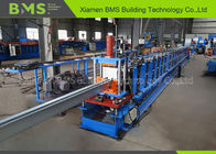 Solar Mounting Bracket Steel Rolling Machine With Siemens Touch Screen