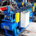 Cr12MoV Cutter Thickness 1.0 2.0mm C Channel Roll Forming Machine