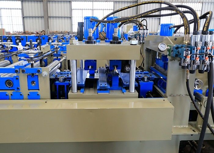 Metal Roofing Panel Double Layer Roll Forming Machine 12