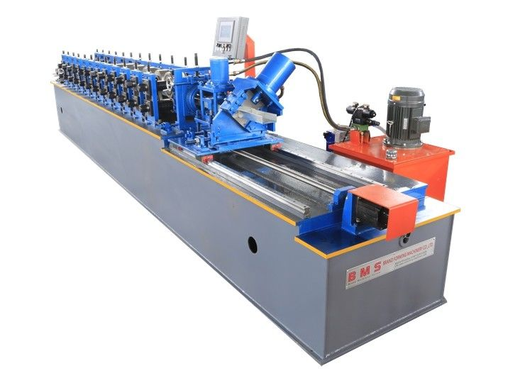 Full Auto Metal Stud And Track Roll Forming Machine 1.0-2.0mm Thickness Material supplier