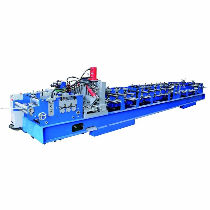 C60-250 16 Station C Purlin Roll Forming Machine, Steel Frame Forming Machine