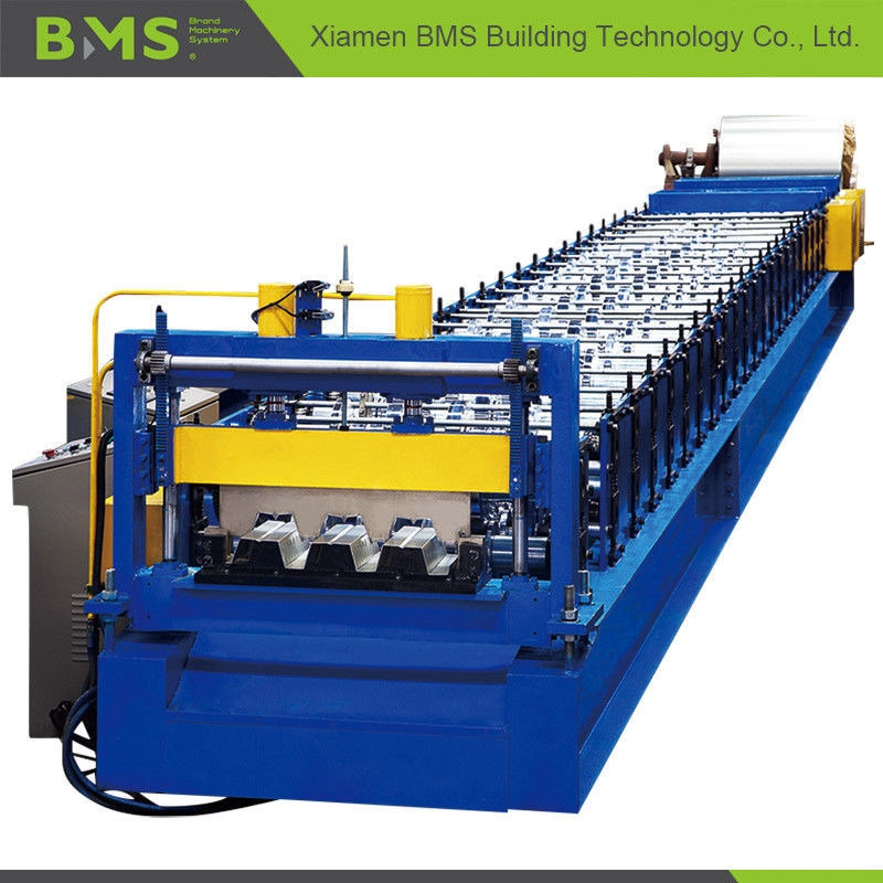 Steel Corrugated Roof Panel Roll Forming Machine 16 / 18