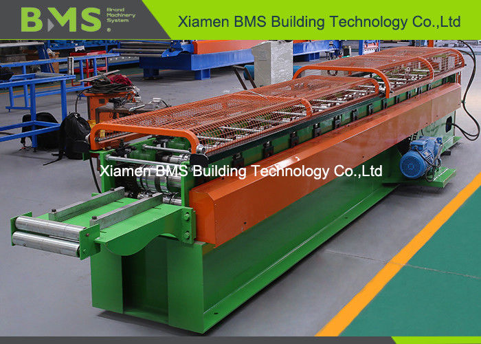 Roller material High-Grade 45# Forged Steel Gable Channel Forming Machines