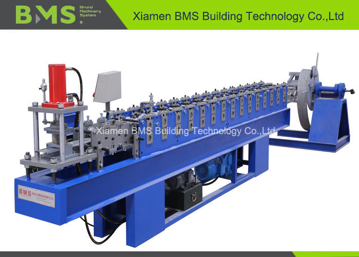BMS Automatic Rolling Shutter Roll Forming Machine Of Door Or Windows Shutter