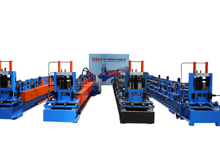 22 Station Thickness 2.5mm 3.0mm Purlin Roll Forming Machine