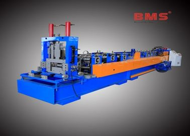 Heavy Duty CZ Interchangeable Purlin Roll Forming Machine For Building Material