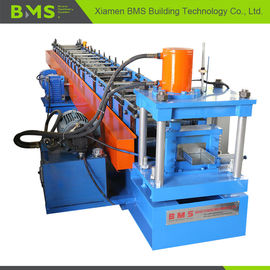 China Durable C Purlin Forming Machine For 1.5-3.0mm Thickness Building Material Making factory