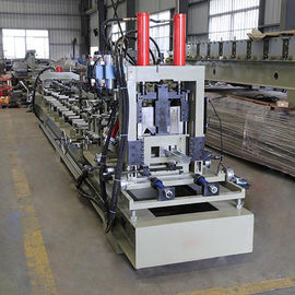Similar As SAMCO Greenfield Stud And Track Roll Forming Machine Quick Change Type