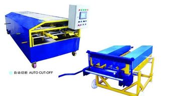 Highly Efficient Standing Seam Metal Roof Machine , Wall Cladding Forming Machine