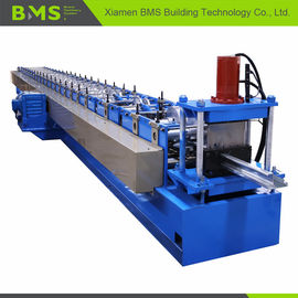 Steel Standing Seam Metal Roof Machine For Container House Cross Beam Making