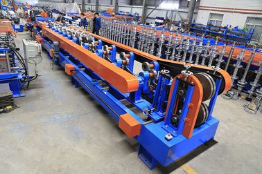 China Easy Operation C & Z Purlin Roll Forming Machine Similar Hayes Purlin Mill factory