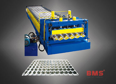 995 - Type Glazed Tile Making Machine , Roof Panel Roll Forming Machine