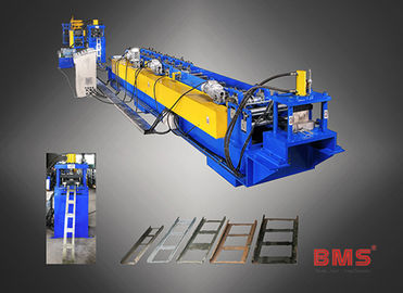 China C Shaped Steel Quick Change C Purlin Roll Forming Machine Metal Roll Formers factory