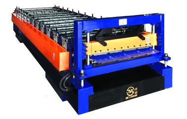 Q900A Type Low Noise Floor Metal Deck Forming Machine With 2 Years Warranty