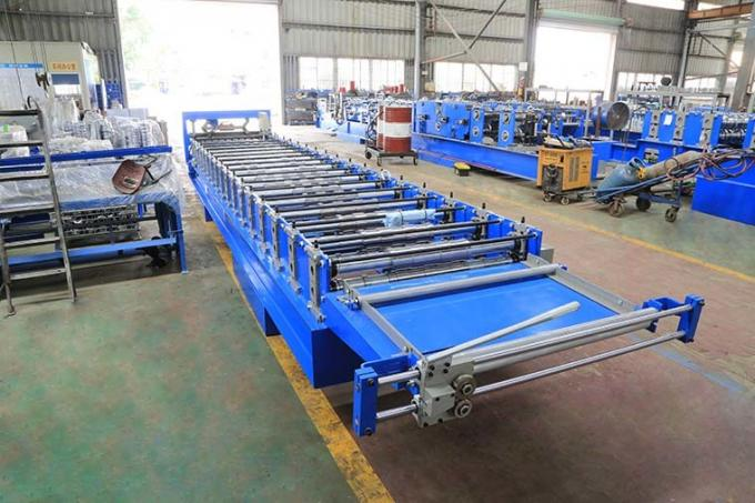 Wall Decorative Panel (advertising panel) Roll Forming Machine